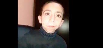 Niño ofrece recompensa a quien le devuelva su celular con videos de su madre fallecida