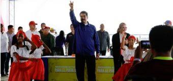 LA DENUNCIA DE Nicolás Maduro….