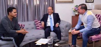 Alofoke no retirará candidatura; Danilo le dice que continúe…