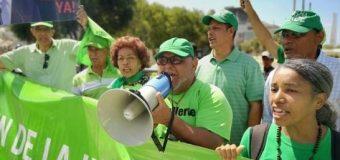 EN SANTIAGO, marcha verde se movilizará hoy domingo…