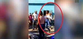 VIDEO: EN BARAHONA, turba irrumpe en morgue de hospital y se lleva cadáver