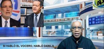 """AUDIO: VOCERO DE DANILO """"suapea piso"""" con Leonel. OIGA MÁS…"""