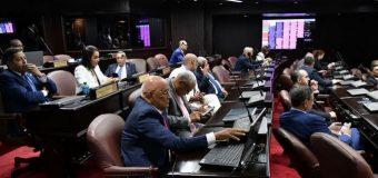 Diputados PRM divididos en la sesión de este martes provocó reunión de urgencia