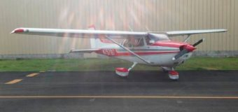 DNCD ocupa 154 mil dólares en avioneta que llegó desde Puerto Rico