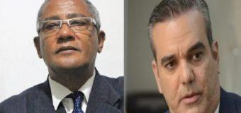 """SECRETARIO POLÍTICO DEL PRM le """"dice par de cositas"""" a Luis Abinader…"""