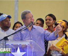 """""""¡Tan cogío, carajo!"""", dijo Leonel Fernández sobre su posicionamiento de cara a las primarias del PLD"""