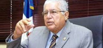 Muere Noé Sterling Vásquez, ex senador de Barahona