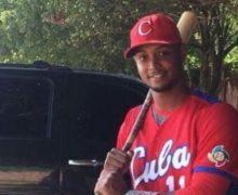 Fallece el pelotero cubano Andy Pacheco en un accidente de tránsito en Boca Chica