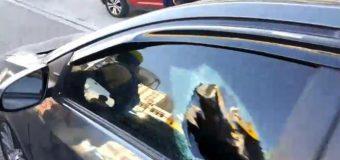 Son venezolanos los heridos de bala por motorizados en la 27 de Febrero