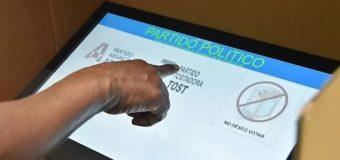 JCE propone conteo a mano al 100% y el voto automatizado