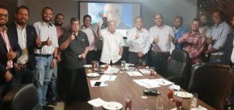 Grupo de empresarios e ingenieros decide respaldar a Luis Abinader