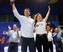 """David Collado: """"Voy a apoyar en cuerpo y alma a Carolina Mejía""""…"""