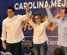 Carolina ganaría con amplia ventaja alcaldía del DN, según encuesta…