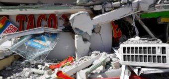 Un sismo de magnitud 6 sacude Puerto Rico tras horas de varias réplicas