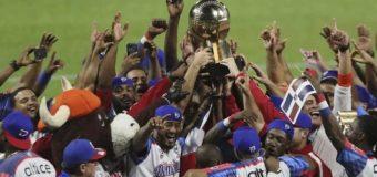 República Dominicana se corona campeón en Serie del Caribe