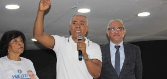 """FRANCISCO FERNÁNDEZ """"le baja durísimo"""" a Danilo y gobierno…"""