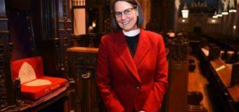 Lesbiana es nueva obispa de Iglesia episcopal en Michigan