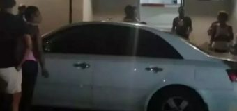 Tirotean vehículo donde se iba candidato a alcalde por el PRM en Samaná