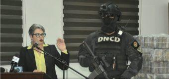 DNCD decomisa 700 paquetes de drogas y arresta a 11 personas en San Cristóbal