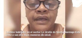 Muere de COVID-19 mujer que colgó vídeo pidiendo ayuda; deja dos hijos en la orfandad