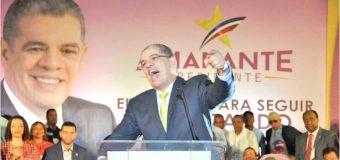 Amarante Baret propone retiro de Leonel para unificar PLD